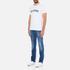 Tommy Hilfiger Men's Organic Cotton T-Shirt - White: Image 4