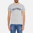 Tommy Hilfiger Men's Organic Cotton T-Shirt - Grey Heather: Image 1