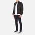 Barbour X Steve McQueen Men's SMQ Baffle Jacket - Black: Image 4