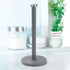 Salter Marble Collection Grey Paper Towel Holder: Image 2