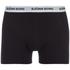 Bjorn Borg Men's Contrast Solids Triple Pack Boxer Shorts - Black: Image 6
