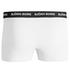 Bjorn Borg Men's Contrast Solids Triple Pack Boxer Shorts - White: Image 3