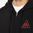 OBEY Clothing Men's Next Round 2 Zip Hoody - Black: Image 5