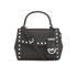 MICHAEL MICHAEL KORS Ava Stud Mini Crossbody Bag - Black: Image 1