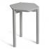 Umbra Hexa Side Table - Grey: Image 1