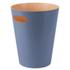 Umbra Woodrow Waste Can - Mist Blue: Image 1