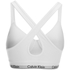 Calvin Klein Women's Modern Cotton Lift Bralette - White: Image 2
