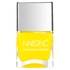 nails inc. Golden Lane Nail Polish - Neon Yellow 14ml: Image 1