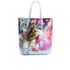 Ted Baker Women's Nellee Floral Focus Large Canvas Tote Bag - Powder Blue: Image 6