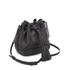 Rebecca Minkoff Women's Micro Lexi Bucket Bag - Black: Image 3