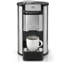 Cuisinart DGB1U One Cup Grind and Brew Coffee Machine - Silver: Image 1