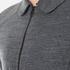 Carven Men's Zipped Blouson Jacket - Gris Grenat: Image 5