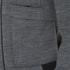 Carven Men's Zipped Blouson Jacket - Gris Grenat: Image 6
