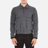 Carven Men's Zipped Blouson Jacket - Gris Grenat: Image 1