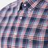 GANT Men's Dobby Plaid Shirt - Yale Blue: Image 5