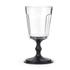 Stackable Wine Glasses - Black: Image 3