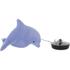 Dolphin Moodlight Bath Plug - Blue: Image 4