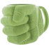 Hulk Shaped Mug - Green: Image 3