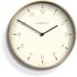 Newgate Mr. Clarke Wall Clock - Pale Wood: Image 1