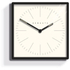 Newgate Mr. Robinson Wall Clock - Matte Black: Image 1