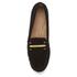 Lauren Ralph Lauren Women's Caliana Suede Loafers - Black: Image 3
