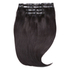 Extensions capillaires Invisi-Clip-In 45 cm Jen Atkin de Beauty Works - Natural Black 1A: Image 1