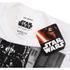Star Wars Herren Vader Father Photo T-Shirt - Weiss: Image 3