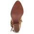 Ash Women's Lenny Suede Tassel Ankle Boots - Russet: Image 5