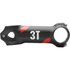 3T Arx II Team +/- 17 Degrees Alloy Stem - Black/Red: Image 1