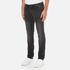 HUGO Men's Hugo 734 Stretch Slim Fit Jeans - Grey Wash: Image 2