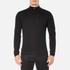 HUGO Men's San Gottardo Quarter Zip Jumper - Black: Image 1