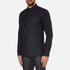 HUGO Men's Elisha Long Sleeve Dobby Shirt - Navy: Image 2