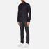 HUGO Men's Elisha Long Sleeve Dobby Shirt - Navy: Image 4