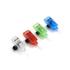 Multicoloured Strap on LED Finger Lights: Image 2