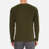 YMC Men's Suedehead Brushed Jumper - Loden: Image 3