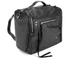 McQ Alexander McQueen Women's Convertible Box Backpack - Black: Image 3