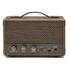 GPO Retro Mini Westwood Bluetooth Speaker - Brown: Image 1