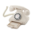 GPO Retro 1929S Classic Carrington Push Button Telephone - Ivory: Image 2