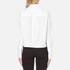 Cheap Monday Women's Force Poplin Shirt - White: Image 3