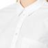 Cheap Monday Women's Force Poplin Shirt - White: Image 5