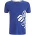 Crosshatch Men's Nazmin Graphic T-Shirt - Surf The Web: Image 1
