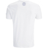 Crosshatch Men's Crusher Graphic T-Shirt - White: Image 2