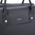 Furla Women's Linda Medium Tote Bag - Black: Image 4