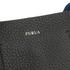 Furla Women's Capriccio Medium Hobo Bag - Black: Image 4