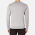 BOSS Green Men's Salbo Logo Sweatshirt - Grey: Image 3