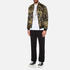 Versace Jeans Men's All Over Print Jacket - Black: Image 4