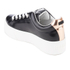 KENZO Women's K-Lace Platform Trainers - Black/Rose Gold: Image 4