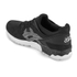 Asics Men's Gel-Lyte V Trainers - Black/Grey: Image 4