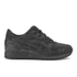 Asics Gel-Lyte III Leather Trainers - Black: Image 1