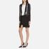 Versus Versace Women's Print Shirt Dress - Black/White: Image 2